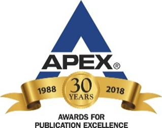 the apex award insignia